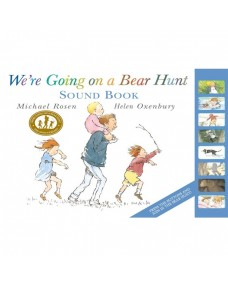 We're on a Bear Hunt Sound Book