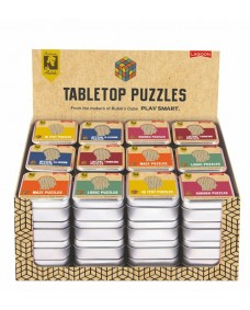 Rubik Tabletop Puzzle - Sold Individually - IQ Test Puzzles