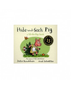Hide and Seek Pig - a lift the flap Board Book