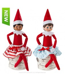 Claus Couture Collection® Twirling in the Snow Skirts (Scout Elf not included)