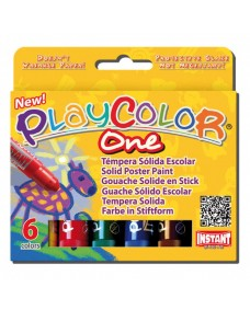 Basic One Playcolour 6 Pack