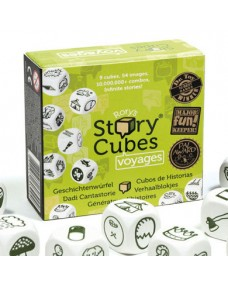 Rory Story Cubes Voyages (Green)