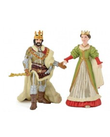 Papo King and Queen Set