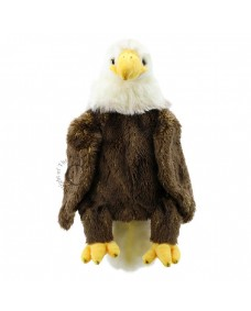 Eagle Long Sleeved Glove Puppet
