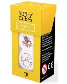 Rory Story Cubes Medic