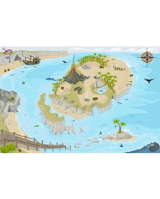 Pirate Playmat Giant