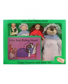 Little Red Riding Hood Traditional Story Set