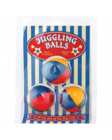 Juggling Ball Triple Pack Set