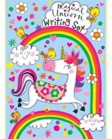 Writing Set Wallet - Magical Unicorn