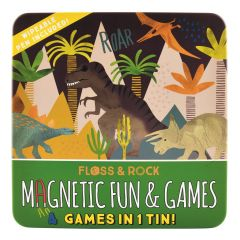 Dino Magnetic Game