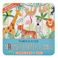 Jungle Magnetic Game