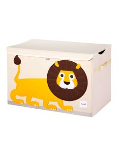 Lion Toy Chest