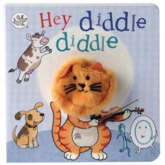 Hey Diddle Chunky Finger Puppet Book