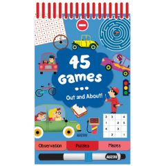 45 Games Book - Out and About