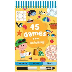45 Games Book - On Holiday
