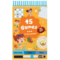 45 Games Book - In the Summer