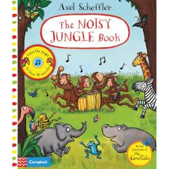 The Noisy Jungle Sound Book