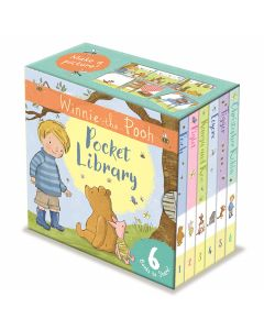 Winnie the Pooh Pocket Library