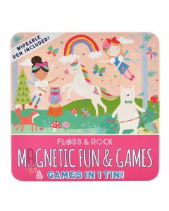 Rainbow Fairy Magnetic Games
