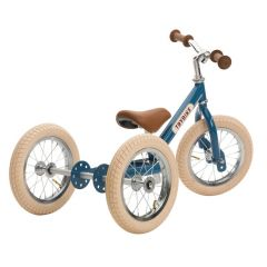 2in1 Trybike Vintage Steel - Blue