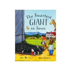 Smartest Giant in Town Board Book