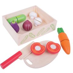 Cutting Veg Set