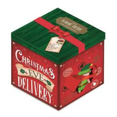 Christmas Eve Box - Foldable Square