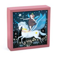 Djeco Fairy Unicorn Night Light