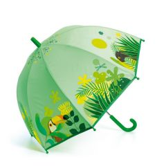 Djeco Umbrella - Tropical Jungle