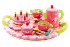 Lili Rose's Tea Party