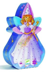 The Fairy and the Unicorn Puzzle 36pcs