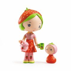 Berry & Lila Tinyly by Djeco