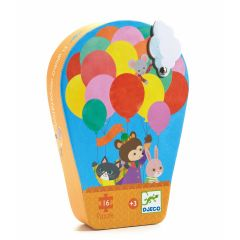 The Hot Air Balloon Puzzle by Djeco