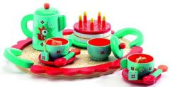Fox's Party Wooden Teaset
