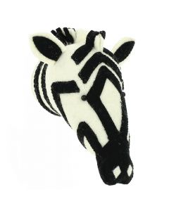 Zebra Head Mini