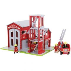 Heritage Fire Station Playset