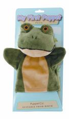 Frog - My First Puppet