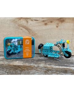 Gift in a Tin - Build a Retro Scooter