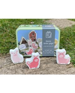 Gift in a Tin - The Three Pigs