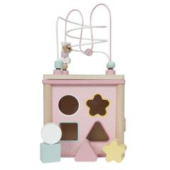 Little Dutch Pink Activity Cube