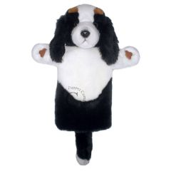 King Charles Spaniel Long Sleeved Glove Puppet