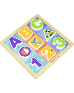 ABC/123 Chunky Puzzle