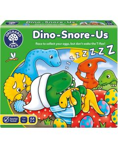 Dino Snore Game