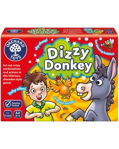 Dizzy Donkey Game