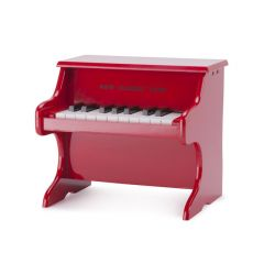 18 Key Red Piano