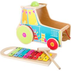 Pull Along Tractor Xylophone