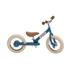 Steel Balance Bike - Blue