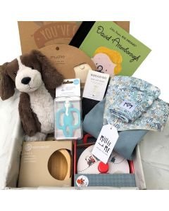 The Ultimate Baby Box