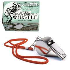 Big Trill Adventurers Metal Whistle