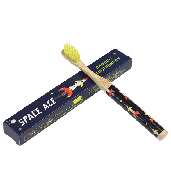 Bamboo Toothbrush - Space Age